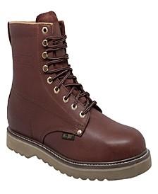 """Men's 8"""" Farm Boots"""