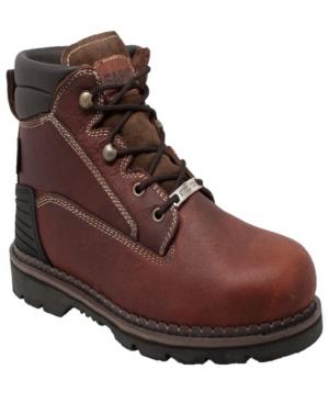 """Men's 6"""" Steel Toe Work Boot Men's Shoes"""