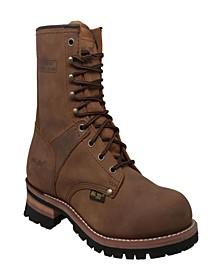 """Men's 9"""" Logger Boot"""