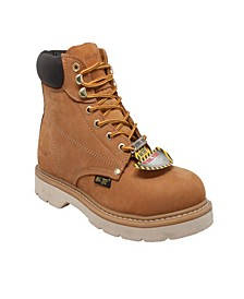 """Men's 6"""" Steel Toe Work Boot"""