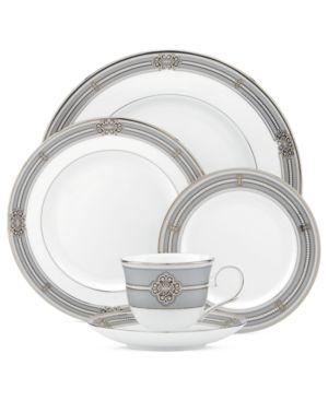 Lenox Dinnerware, Ashcroft 5 Piece Place Setting