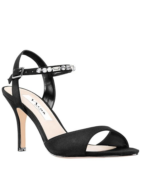 Nina Valena Sandals With Ankle Strap