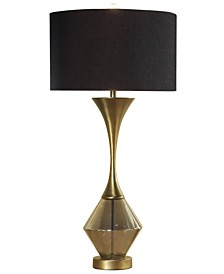 Harp & Finial Lucia Table Lamp