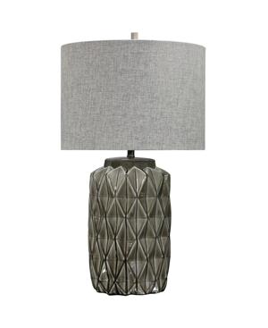 Harp & Finial Alton Table Lamp