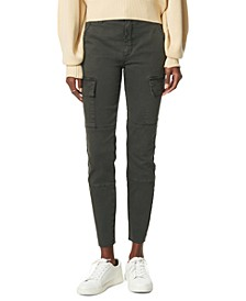 Charlie Ankle Skinny Cargo Jeans