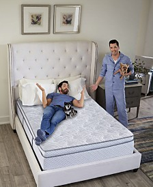 "Scott Living Evanton 14"" Plush Mattress Collection, Created for Macy's"