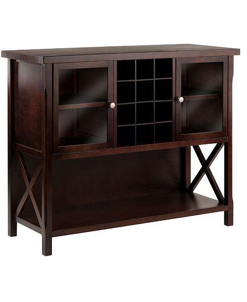 Winsome Xola Buffet Cabinet
