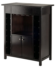 Yukon Wine Cabinet