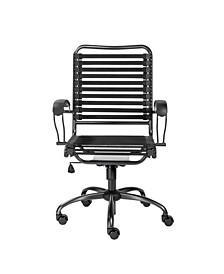 Bungie Flat J-Arm High Back Office Chair