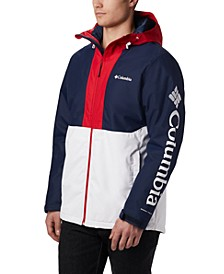 Men's Timberturner™ Colorblocked Hooded Ski Jacket