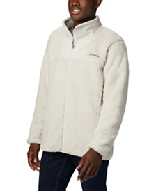 Columbia Men's Winter Pass™ Full-Zip Fleece Jacket