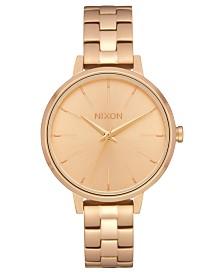 Nixon Women's Medium Kensington Stainless Steel Bracelet Watch 32mm