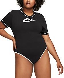 Nike Plus Size Heritage Bodysuit