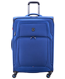 """Delsey OptiMax Lite 28"""" Expandable Spinner Suitcase"""