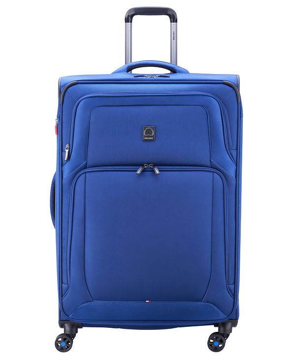 """Delsey OptiMax Lite 28"""" Expandable Spinner Suitcase, Created for Macy's"""