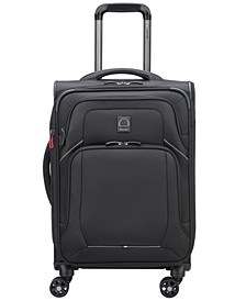 "OptiMax Lite 21"" Expandable Carry-On Suitcase, Created for Macy's"