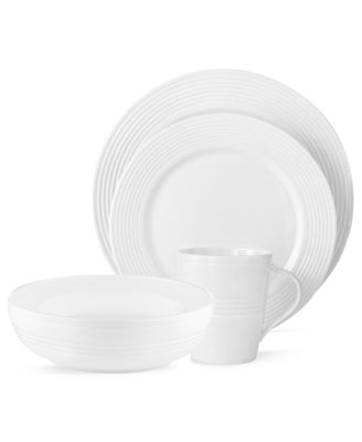 Dinnerware, Tin Can Alley 7 Degree 4 Piece Place Setting