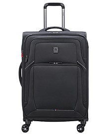 "OptiMax Lite 24"" Expandable Spinner Suitcase, Created for Macy's"