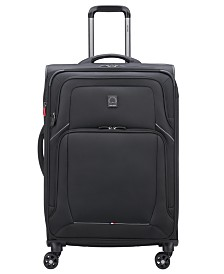"Delsey OptiMax Lite 24"" Expandable Spinner Suitcase"