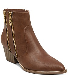 G by GUESS Indiee Western Booties