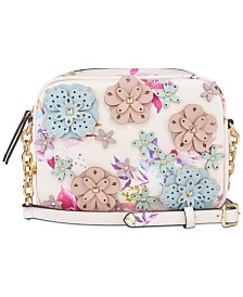 Nine West 3D Floral Nicola Camera Bag