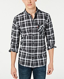 Men's Reese Plaid Shirt
