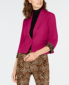 I.N.C. Cropped Blazer, Created for Macy's