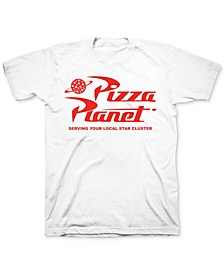 Pizza Planet Men's Graphic T-Shirt