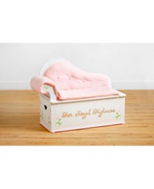 Wildkin Princess Fainting Couch with Storage