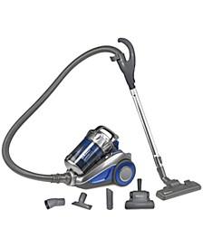 Kcca-1600 Iris Canister Vacuum Cleaner