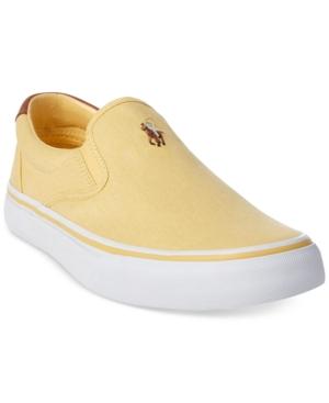 Polo Ralph Lauren Sneakers MEN'S THOMPSON SLIP-ON SNEAKERS MEN'S SHOES