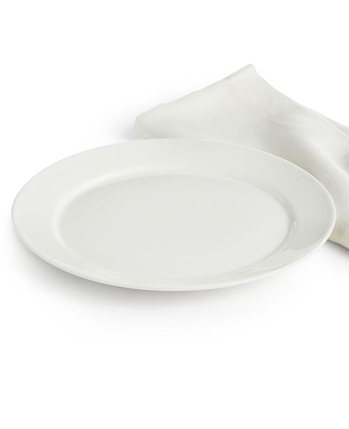 Hotel Collection Rim Bone China Salad Plate, Created for Macy's