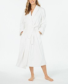 Super Soft Plush Long Robe, Created For Macy's