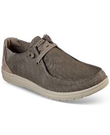 Skechers Men's Melson Raymon Slip-On Boat Sneakers from Finish Line