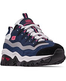 Women's Energy Wave Linxe Casual Sneakers from Finish Line
