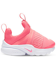 Nike Toddler Girls Presto Extreme Running Sneakers from Finish Line