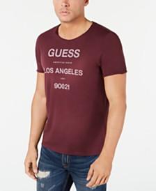 GUESS Men's L.A. Logo T-S