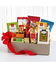 Hickory Farm Gourmet Goodies For The Whole Gang Gift Box