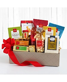 California Delicious Hickory Farm Gourmet Goodies For The Whole Gang Gift Box