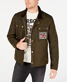 International Steve McQueen  Men's Ashbury Wax Jacket, Created For Macy's