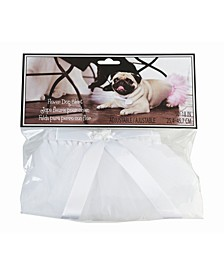 Flower Girl Dog Tutu