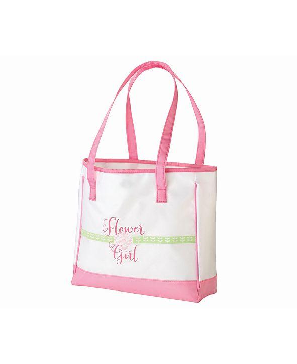 Lillian Rose Flower Girl Tote Bag