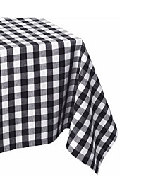 "Checkers Tablecloth 60"" x 84"""