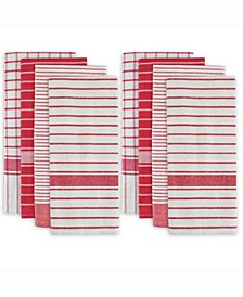 Basic Dishtowel, Set of 8