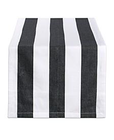 """Dobby Stripe Table Runner 18"""" x 72"""""""