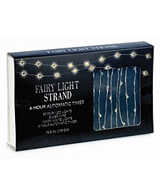 DecoFlair Fairy 30 Light LED Strand