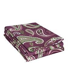 Superior Flannel Cotton Pillowcase Set - King