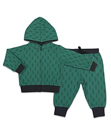 Baby Boy Hoodie And Jogger Set