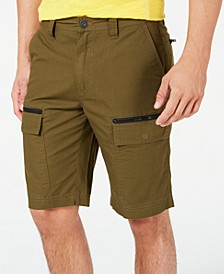 Men's Zip Pocket Cargo Shorts
