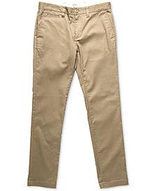 Deus Ex Machina Men's Ford Slim-Fit Chino Pants